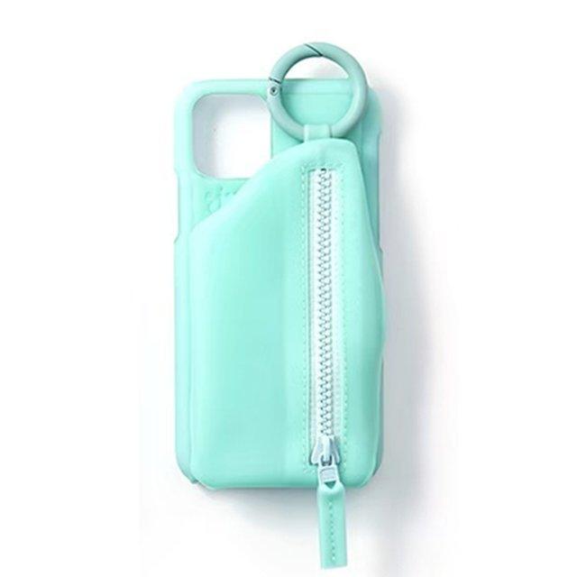 ウォーター iPhone11 / green