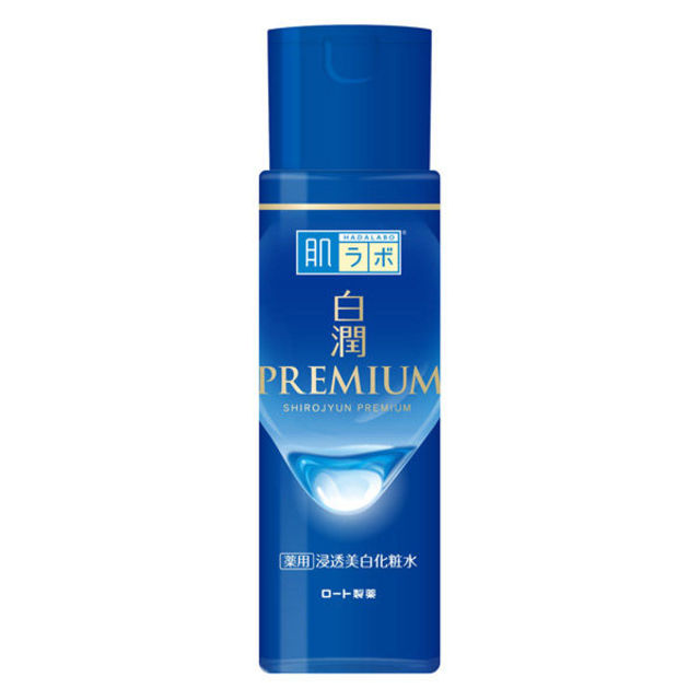 白潤プレミアム 薬用浸透美白化粧水