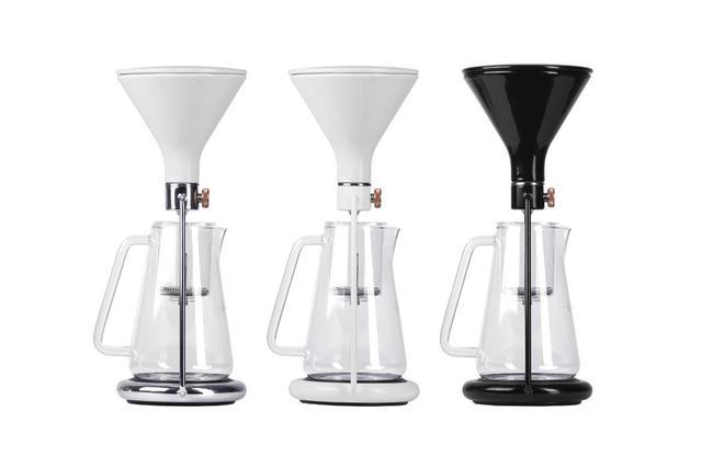 スマートコーヒーメーカー GINA