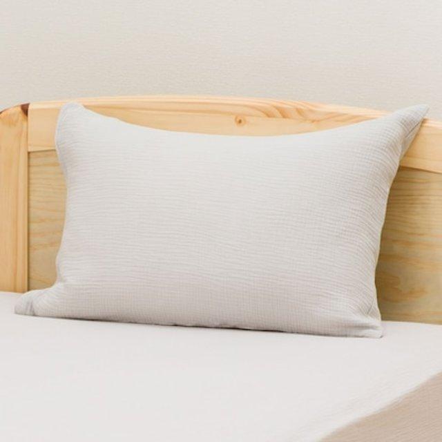 枕カバー(フンワリWガーゼ MO)