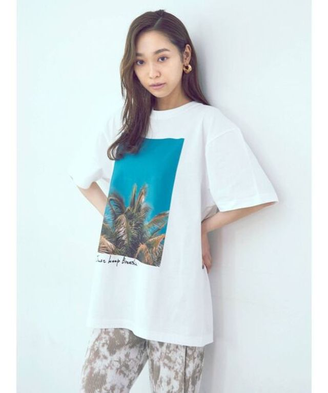 Relax Palm tree T