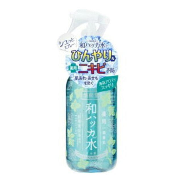 潤素肌 薬用 和ハッカ水