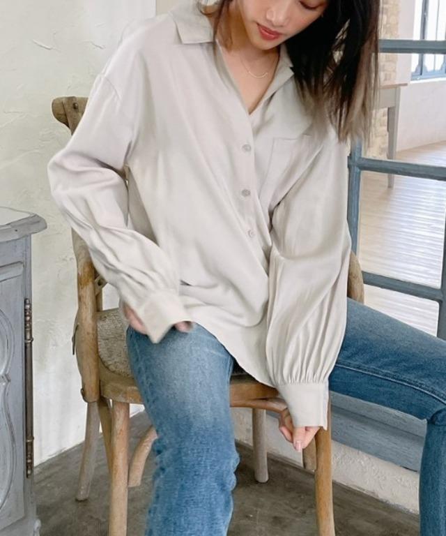 Melty cozy shirt