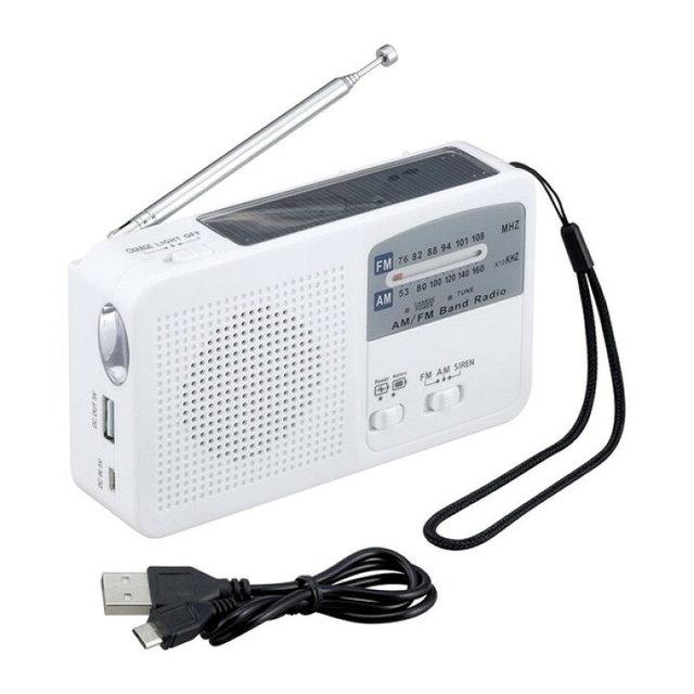 6WAYマルチポータブルラジオ