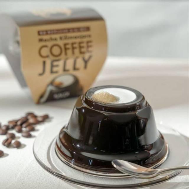モカキリマンジャロ コーヒーゼリー