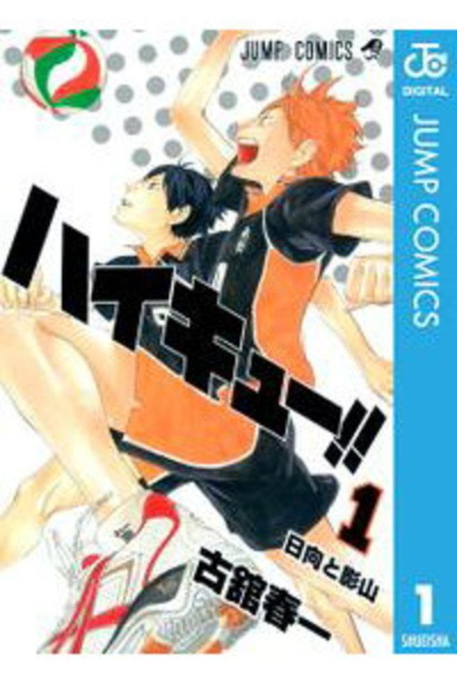 ハイキュー!! 1 (ジャンプコミックスDIGITAL) [電子書籍版]