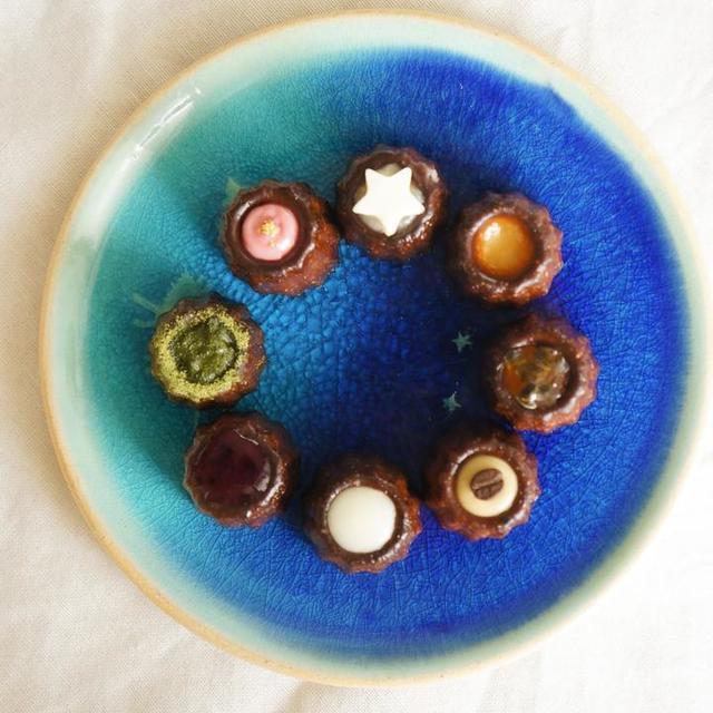 【季節限定】黒糖カヌレ8個入~沖縄県産パッションフルーツ入り~