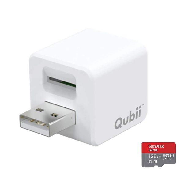 Qubii (microSD 128GB付)