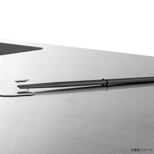 箸先がつかない菜箸 33cm