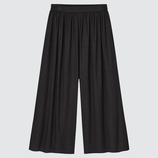 ギャザースカートパンツ(丈標準45~47cm)