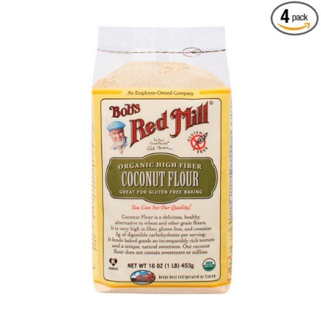 Bob's Red Mill, オーガニック・ココナッツ粉  453g