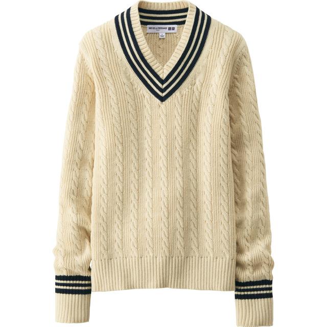クリケットセーター(長袖)