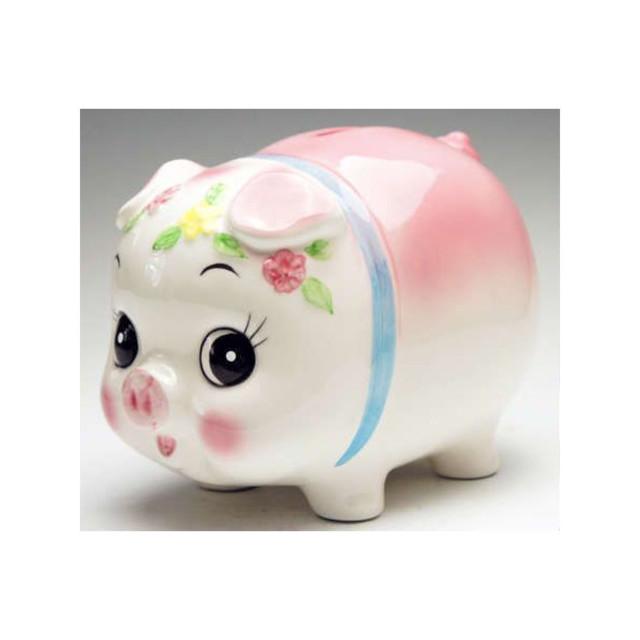 お金が貯まる貯金ぶた