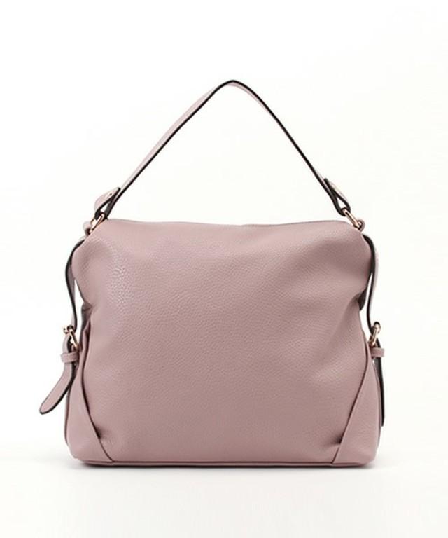 【PLAIN CLOTHING】3WAYミドルトートバッグ