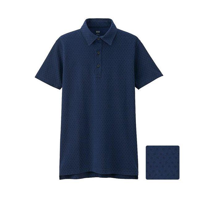 MEN ウォッシュカノコポロシャツ(半袖)