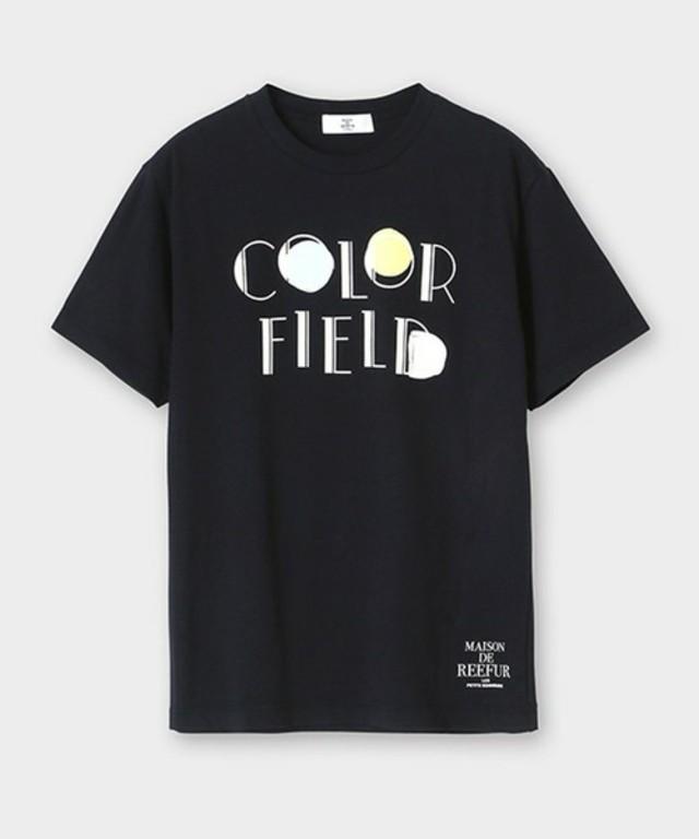 MAISON DE REEFUR COLOR FIELD Tシャツ