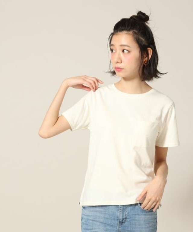 LOWRYS FARM/20カリフォルニアポケTシャツ