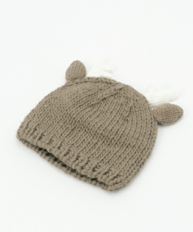 (THE BLUEBERRY HILL/ブルーベリーヒル) ニット帽