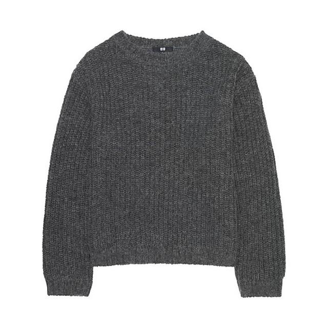 モヘアブレンドオーバーサイズセーター