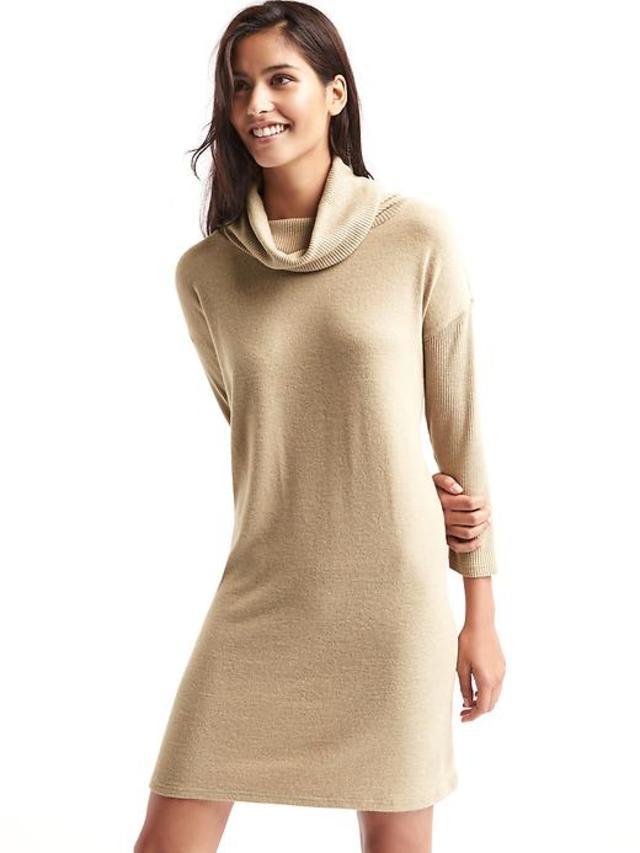 Gap カウルネックセータードレス