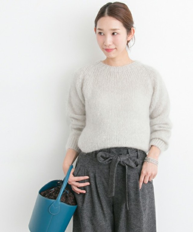 URBAN RESEARCH UR HarleyxUR mohair knit