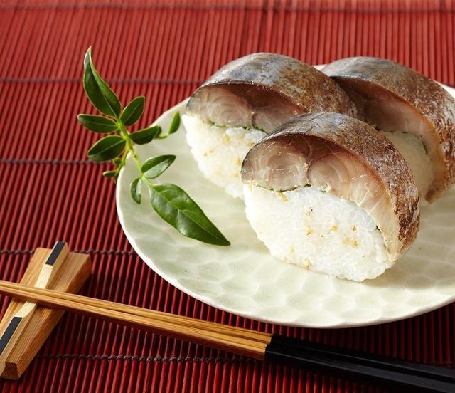 とろ鯖棒寿司