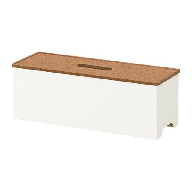 IKEA KVISSLE/ケーブルマネジメントボックス