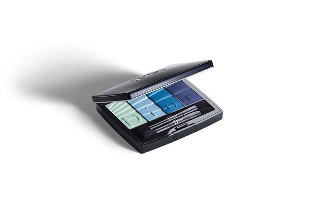 Dior カラー グラデーションパレット
