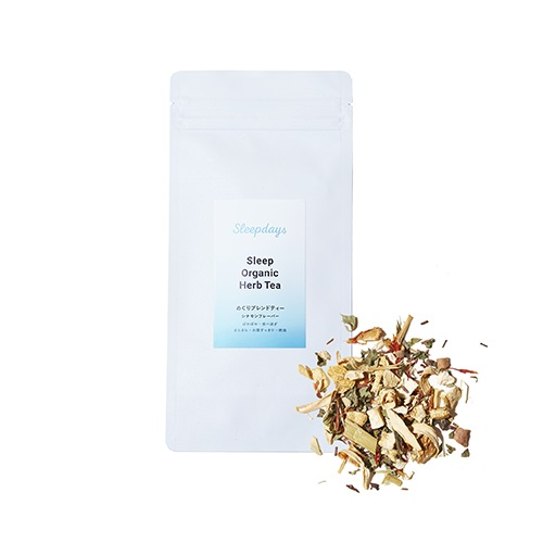Sleep Organic Herb Tea めぐりーブレンド