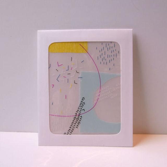 ネイルシール abstract 1 seven