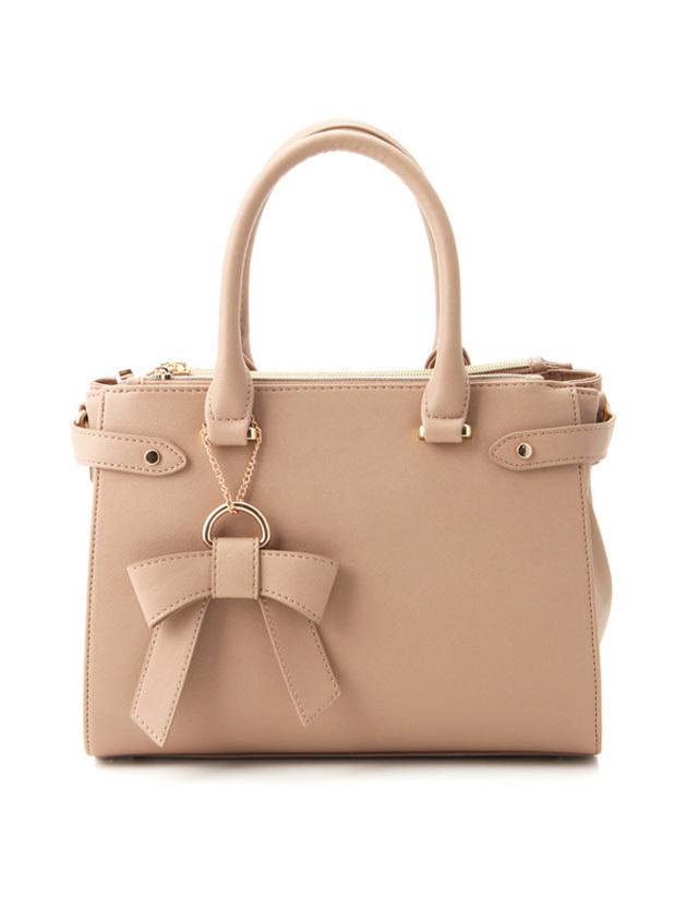 PVCリボン付2WAY Bag