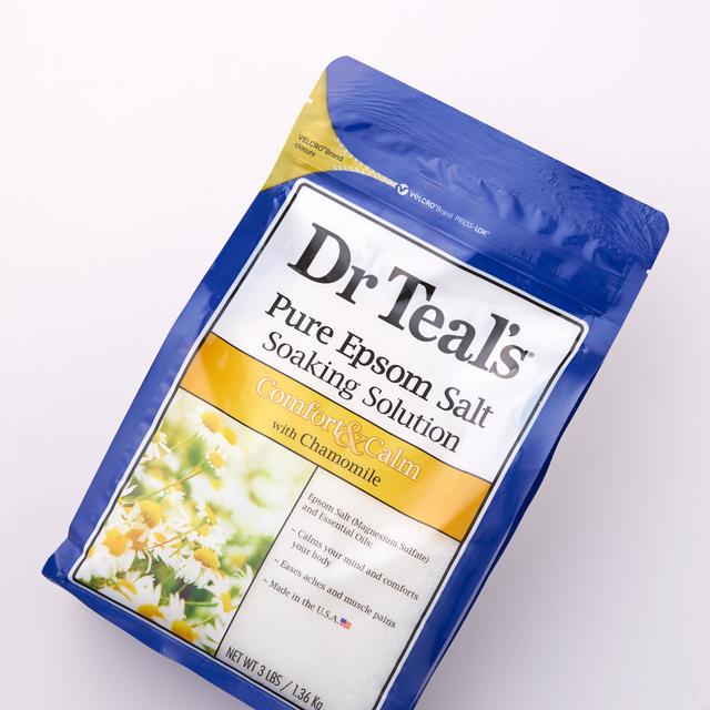フィッツコーポレーション Dr Teal's フレグランス エプソムソルト カモミール