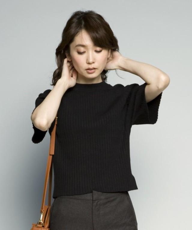 S/Sニットカットソー【PLAIN CLOTHING】