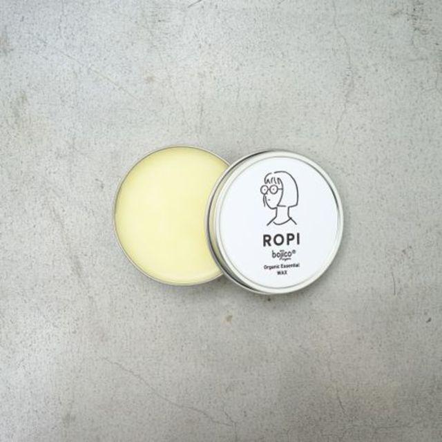 ROPI × bojico organic wax 【 40g 】