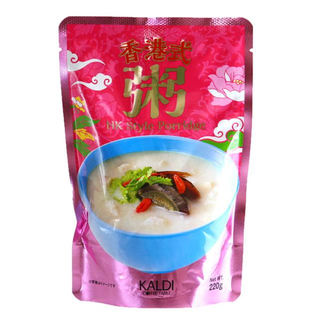 カルディオリジナル 香港式粥 220g