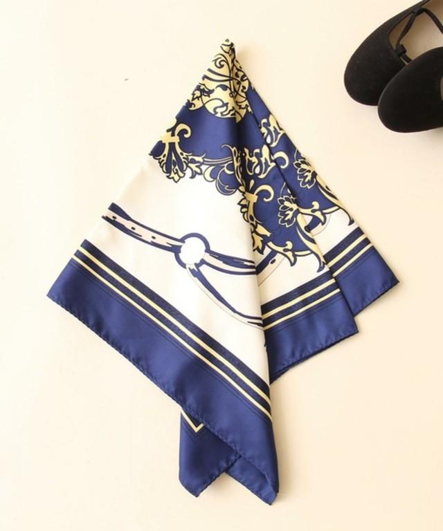 coen オーナメントスカーフ