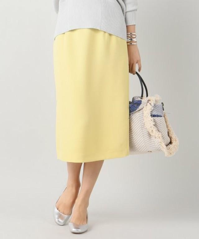 IENA / カラータイトスカート