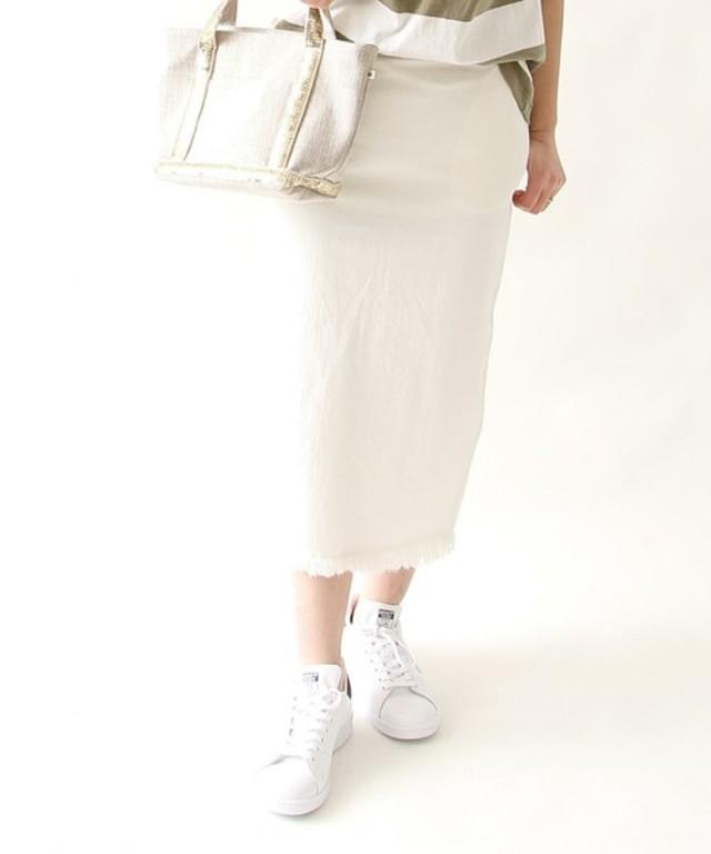 Coen / CONE DENIMロングタイトスカート