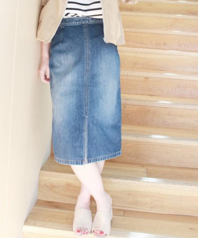 Limitless Luxury / SERGE デニムスカート