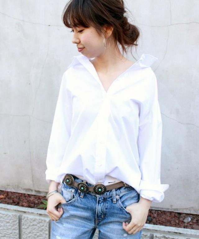 3way オーバーシャツ