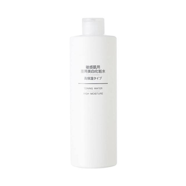 敏感肌用薬用美白化粧水・高保湿タイプ 400ml