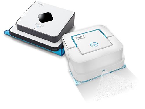 アイロボット 床拭きロボットブラーバジェット240