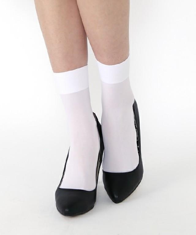 靴下屋 消臭ナイロンソックス 22cm~25cm