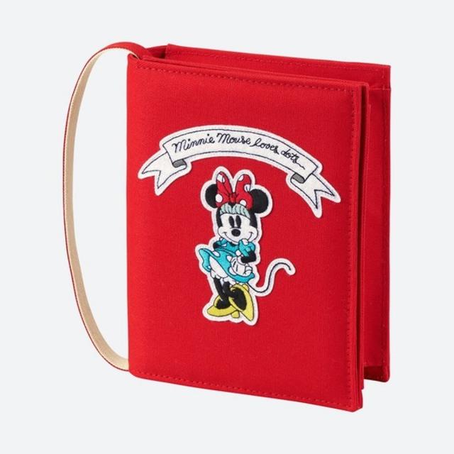 ディズニーミニーマウスラブズ ドットショルダー バッグ