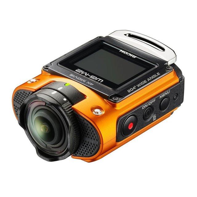 RICOH 本格防水・耐衝撃ハイスペックアクションカメラ WG-M2