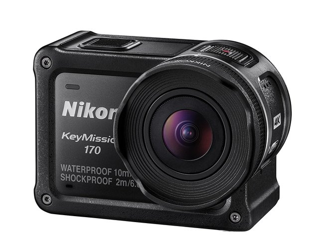 Nikon 防水アクションカメラ KeyMission 170