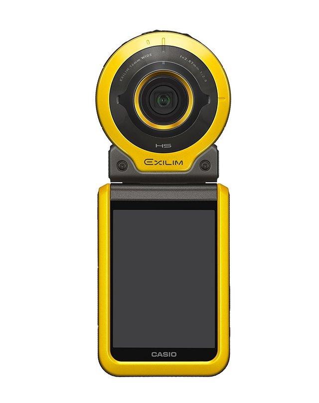 CASIO デジタルカメラ EXILIM EX-FR100