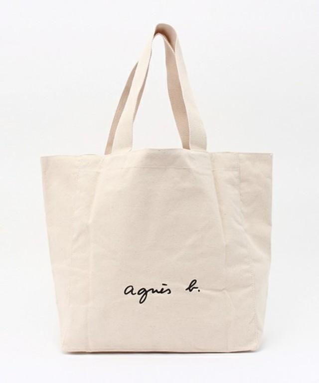 agnes b./トートバッグ