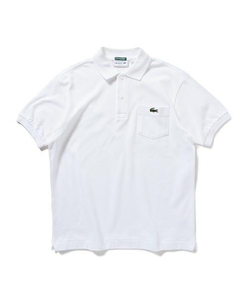 BEAMS / 別注コットンピケポロシャツ