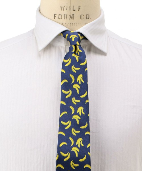 UNITED ARROWS <Kinloch(キンロック)> BANANA TIE